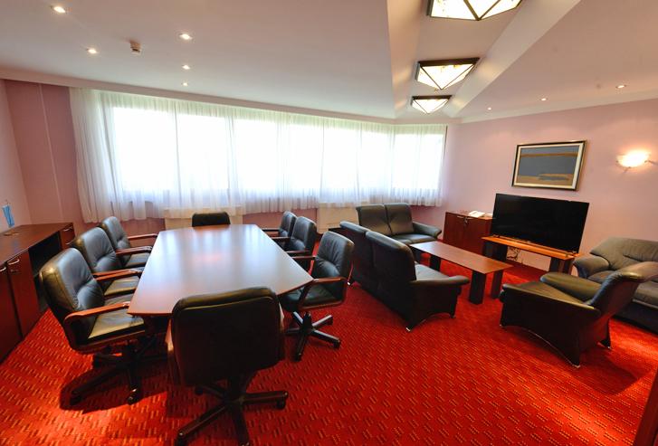 Sala za poslovne sastanke apartmana hotela Norcev